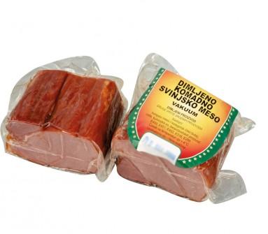 dimljeno komadno svinjsko meso